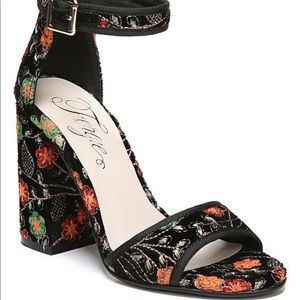 Courtney Block Heel Dress Sandal
